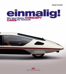 einmalig! #2# Die skurrilsten Concept Cars