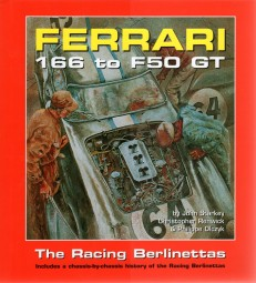 Ferrari 166 to F50 GT #2# The Racing Berlinettas