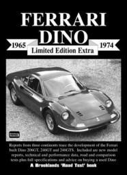 Ferrari Dino 1965-1974 #2# Brooklands Limited Edition Extra