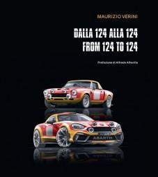 Fiat 124 Spider Abarth Rally #2# From 124 to 124 / Dalla 124 alla 124