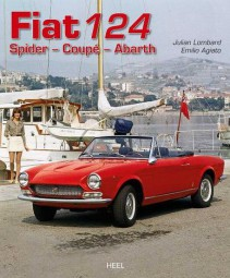 Fiat 124 #2# Spider · Coupé · Abarth