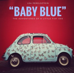 Baby Blue #2# The adventures of a little Fiat 500