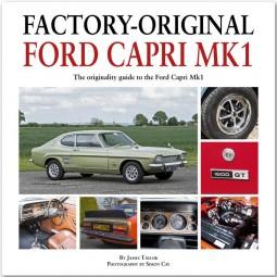 Factory-Original Ford Capri Mk1 #2# The originality guide to the Ford Capri Mk1