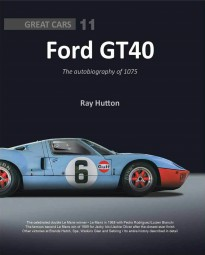 Ford GT40 #2# The autobiography of 1075