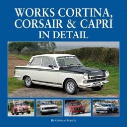 Works Cortina, Corsair & Capri In Detail