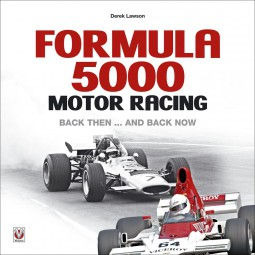 Formula 5000 Motor Racing #2# Back then ... and back now