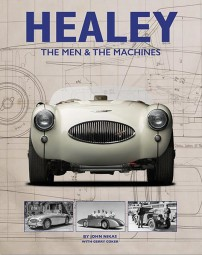 Healey #2# The Men & The Machines