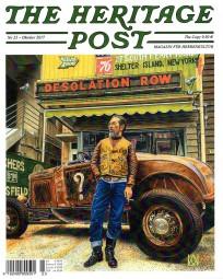 The Heritage Post #2# No 23 · Oktober 2017