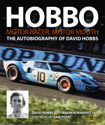HOBBO · Motor-racer, motor-mouth #2# The autobiography of David Hobbs