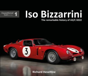 Iso Bizzarrini #2# The remarkable history of A3/C 0222