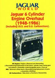 Jaguar 6 Cylinder Engine Overhaul (1948-1986) #2# including I.R.S and SU Carburettors