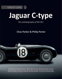 Jaguar C-type #2# The autobiography of XKC 051