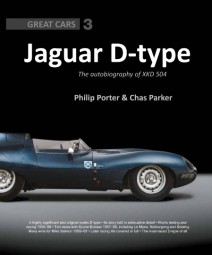 Jaguar D-type #2# The autobiography of XKD 504