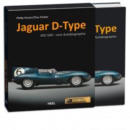Jaguar D-Type #2# XKD 504 - eine Autobiographie