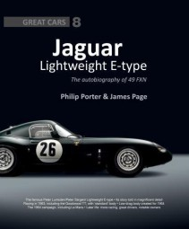 Jaguar Lightweight E-type #2# The autobiography of 49 FXN