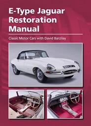 E-Type Jaguar #2# Restoration Manual