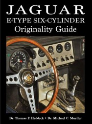 Jaguar E-Type Six-Cylinder #2# Originality Guide