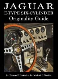 Jaguar E-Type Six-Cylinder #2# Originality Guide