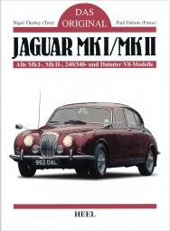 Jaguar Mk. I & II · Das Original #2# Alle Mk 1-, Mk 2-, 240/340- und Daimler V8-Modelle