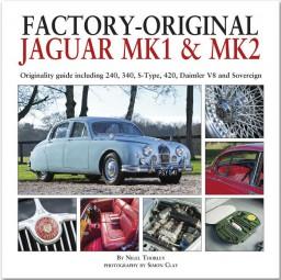 Factory-Original Jaguar Mk1 & Mk2 #2# Originality guide incl 240 340 S-Type 420 Daimler V8 Sovereign