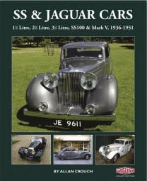 SS & Jaguar Cars #2# 1½ Litre, 2½ Litre, 3½ Litre, SS100 & Mark V, 1936-1951
