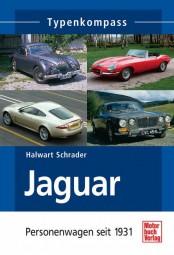 Jaguar · Typenkompass #2# Personenwagen seit 1931