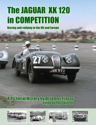 Jaguar XK 120 in Competition #2# Racing and rallying in the UK and Europe