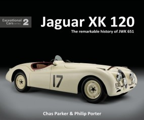 Jaguar XK 120 #2# The remarkable history of JWK 651