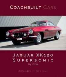 Jaguar XK 120 Supersonic #2# by Ghia