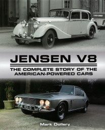 Jensen V8 #2# The Complete Story of the American-Powered Cars