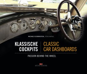 Klassische Cockpits / Classic Car Dashboards #2# Passion behind the Wheel