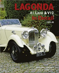 Lagonda 4½ Litre & V12 In Detail · 1933-1940