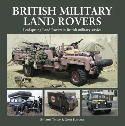 British Military Land Rovers #2# Leaf-sprung Land Rovers in British military service