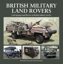 British Military Land Rovers #2# Leaf-sprung Land Rovers in British military service