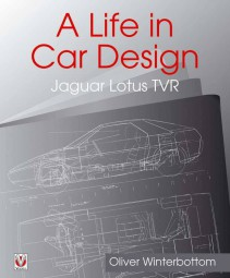 A Life in Car Design #2# Jaguar · Lotus · TVR