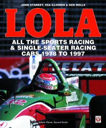 Lola #2# All the Sports Racing & Single-Seater Racing Cars 1978 to 1997 (classic reprint)
