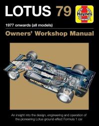 Lotus 79 · 1977 onwards (all models) #2# Owners' Workshop Manual