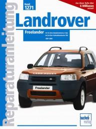 Land Rover Freelander · 1997-2003 #2# Reparaturanleitung Band 1271