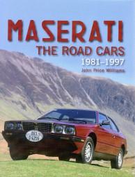 Maserati #2# The Road Cars 1981-1997