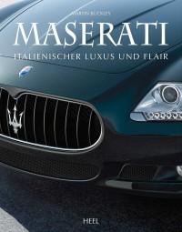 Maserati #2# Italienischer Luxus und Flair