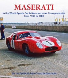 Maserati #2# In the World Sports Car & Manufacturers Championships from 1953 to 1966
