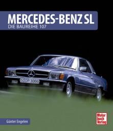 Mercedes-Benz SL #2# Die Baureihe R107/C107