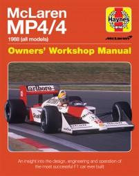 McLaren MP4/4 · 1988 (all models) #2# Owners' Workshop Manual