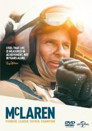McLaren #2# Pioneer. Leader. Father. Champion.