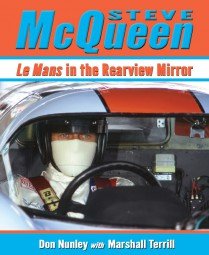 Steve McQueen #2# Le Mans in the Rearview Mirror