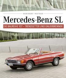 Mercedes Benz SL · Die Baureihe 107 #2# Trendsetter und Dauerbrenner
