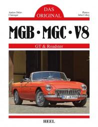 MGB MGC V8 · Das Original #2# GT und Roadster