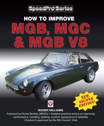 How to Improve MGB, MGC & MGB V8 #2# SpeedPro Series · 2nd Edition