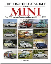 The Complete Catalogue of the Mini #2# Over 500 variants from around the world, 1959-2000