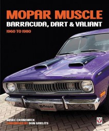 Mopar Muscle #2# Barracuda, Dart & Valiant 1960-1980